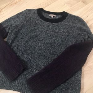 ☃️Lilla P Color Contrast Sweater NWOT